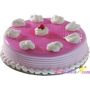 Strawberry Cake 1-kg