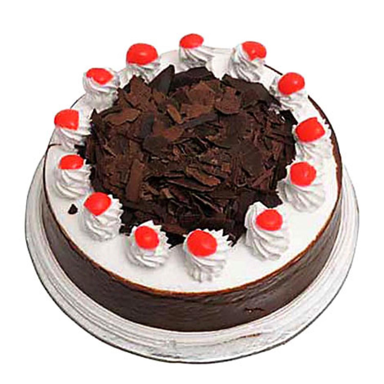 Cake Images 1 Kg : Black Forest cake 1-kg
