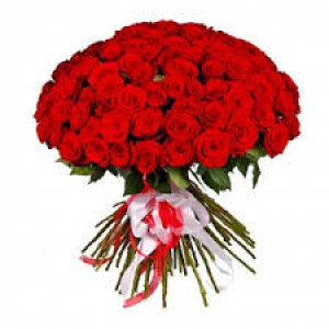 50-pcs. Roses bunch